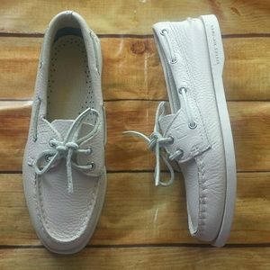 Sperry Leather Top-sider Boat Shoes